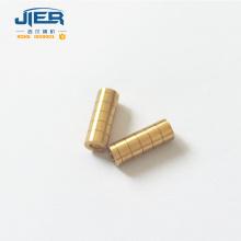 Boquilla de latón de mecanizado CNC personalizado de alta precisión
