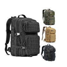 40L Camping Hiking Military Tactical Backpack ,Large Army 3 Day Assault Pack Molle Backpack Bag