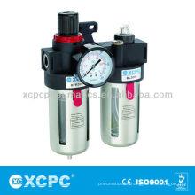 Air Filter Combination-AFC/BFC series Filter&Regulator Lubricator-Air Source Treatment-Air Preparation Units