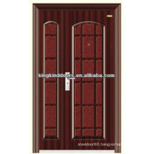 Best Price One and Half Door Leaf Entry Doors KKD-555B From China Top Brand KKD