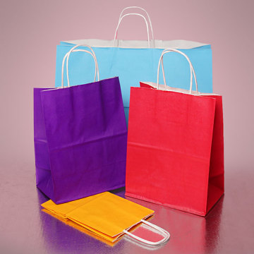 Kraft paper bag for promotion