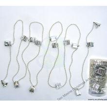 Giftbox Bead strip Décoration de Noël décoration / ornement de porte de Noël