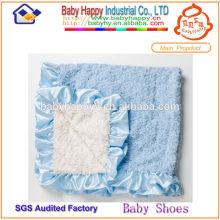 Tissu de blouson bébé bébé