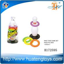 Wholsale дети играют в спортивные игрушки пластиковые кольца бросок игры набор H172595