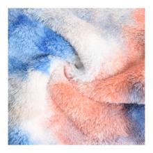 New design 150D velveteen knitting tie die 100% polyester keep warm fleece fabric for garment blanket pants coat jakcet