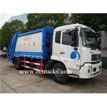 Camiones compactadores de basura Dongfeng de 6 toneladas