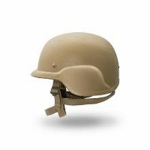 Пуленепробиваемый шлем из арамида и полиэтилена