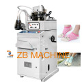 computerized automatic 3.75 plain two feed sock machine