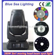 Brightness Robe beam spot wash Orsam 280W 10R beam moving head