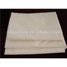 T / C 80/20 tissu gris pour la teinture