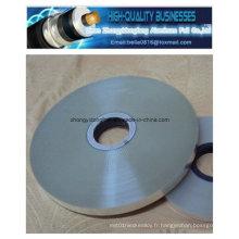 Filtre en polyester transparent pour film moulé et bouclier de câble