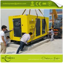 70-kVA-Dieselgenerator, angetrieben von 4BTA3.9-G2 CUMMINS Dieselmotor in hoher Qualität