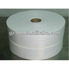 100% Viscose Spunlace Non woven Fabric Baby Wipe Raw Material