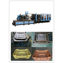 Plastic Injection Molding Machine for Basket, Buck