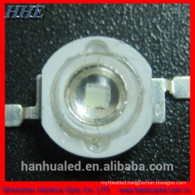 Factory Price Epistar Epileds Chip 1w High Power UV LED Diode 380nm 385nm 390nm 395nm 400nm 405nm 410nm 415nm 420nm 430nm 435nm