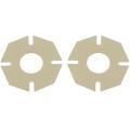 FR4 Epoxy GfK Cnc Bearbeitungszentren Teile FR4 G10