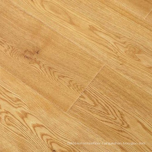 12mm Matt Gloss V-Groove Waxed HDF Hardwood Laminate Flooring
