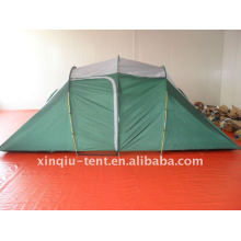 Outdoor camping tunnel tent
