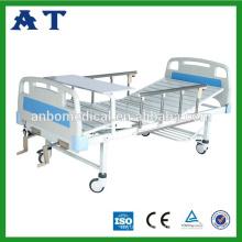 Hospital Adjustable Two Crank Antique iron Hospital Beds