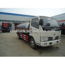 5 CBm camión cisterna de leche, Dongfeng camión cisterna de leche, 4X2 camión cisterna de leche