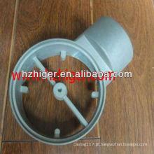 Anti boas propriedades elétricas de alta qualidade moldura de medidor de alumínio