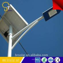 luz de calle profesional 70w 80w lampadair led solar lampara led solar