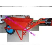 58L tray wheelbarrow