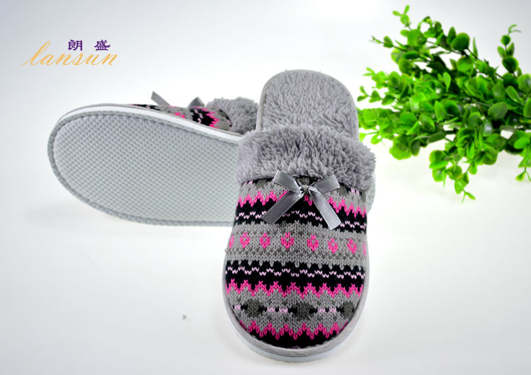 Cashmere Slipper Women