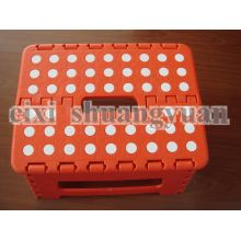 Plastic Folding Stool   SY-H01-A