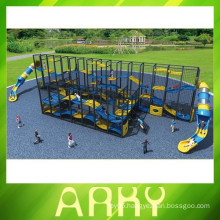Hot Sell Large Outdoor Fitness Sports for Children Slide