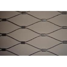 stainless steel cable mesh rhombus mesh