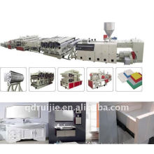 Línea de producción de Junta de espuma de PVC semi-corteza