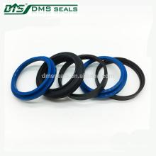 Joint compact de piston de cylindre d'industrie, joint hydraulique