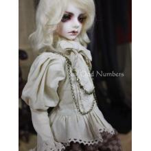 BJD Kleidung Black Tea Prince2 für MSD Doll