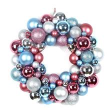 Courge de décoration de Noël en plastique de 16 po