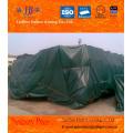 Оптовые брезентовые полотна из ПВХ-брезента для крышек грузовых автомобилей