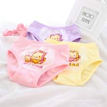 El algodón antibacteriano respirable cómodo al por mayor del algodón y la muchacha jadean la ropa interior