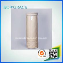 Industrial Gas Bag Filter Aramid Filter Bag