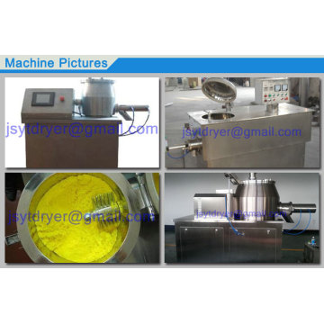Cadmium Sulfide Mixing Granulating Machine
