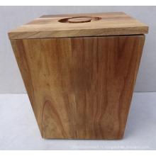 Le seau à bois le plus vendu