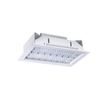 gas station led canopy light fixtures 100w