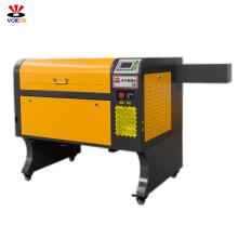 6040 600*400MM 60W Ruida  cnc laser engraver for wood veneer  cork leather