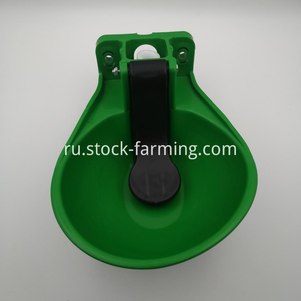 Plastic Drinking Bowl For Cattle 2