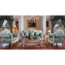 Sofá da tela de madeira / sofá da sala de visitas / sofá home (D929B1)