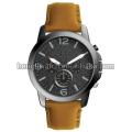 Novo estilo de quartzo moda relógio de aço inoxidável relógio hl-bg-085