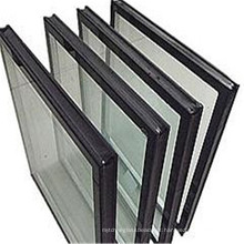 Vidro claro isolado do espelho da segurança para o vidro de janela