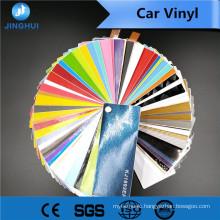 Heat resistance laser vinyl sticker supplier