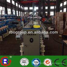40H copper wire online annealing machines(copper annealer machine)