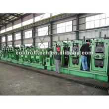 Linha de produção de tubo de aço soldado de 350mm de diâmetro