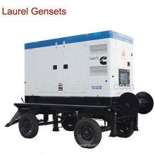 Portable Diesel Generator /Trailer Genset 25kVA Cummins Engine